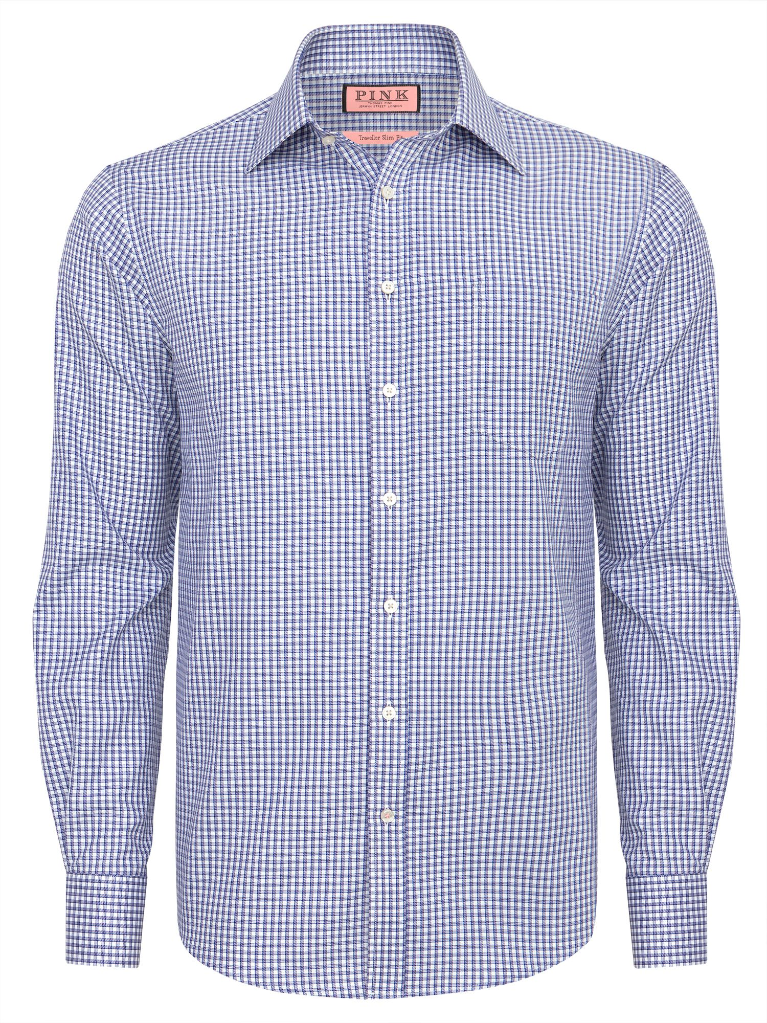 Cantwell stripe long sleeve shirt
