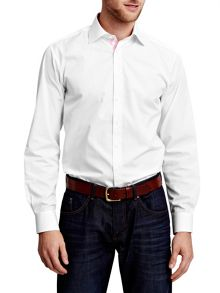 Plato long sleeve slim fit shirt