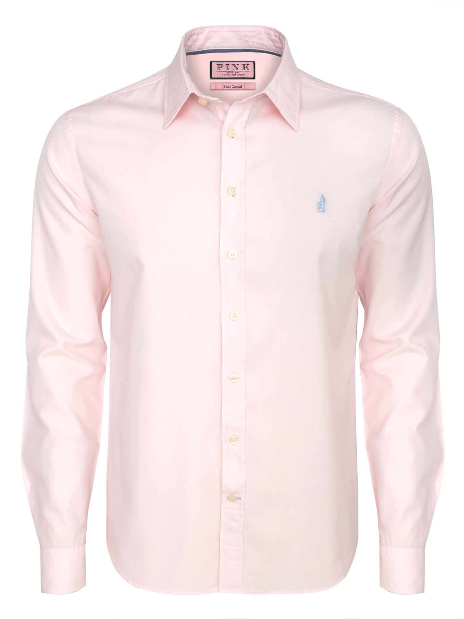 Drake plain long sleeve shirt