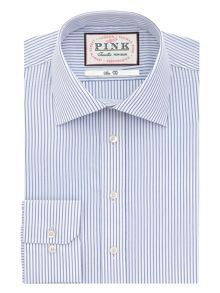 Auden stripe button cuff shirt