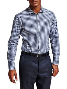 Bailey Check Super Slim Fit Shirt