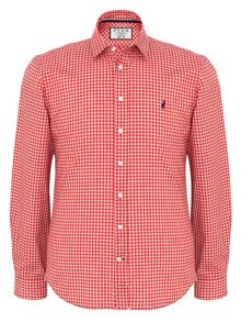 Thomas Pink Raeburn Check Slim Fit Shirt