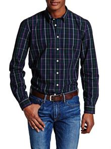 Thomas Pink Jameson Check Slim Fit Shirt