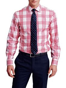 Mears Check Slim Fit Shirt