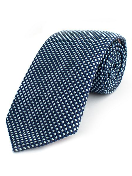 Thomas Pink Warren Check Woven Tie