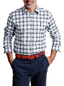 Thomas Pink Bradstock Check Classic Fit Shirt