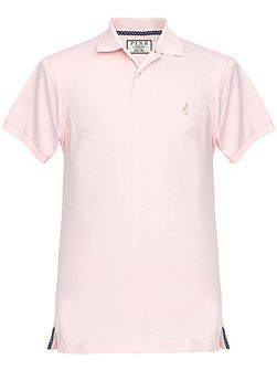 Warner Plain Polo Shirt
