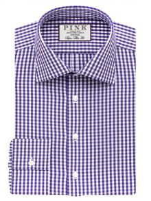 Thomas Pink Trueman Check Super Slim Fit Shirt
