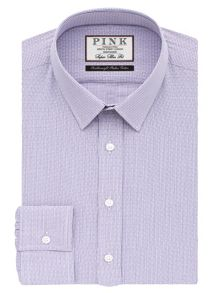 Thomas Pink Hicks Check Super Slim Fit Shirt