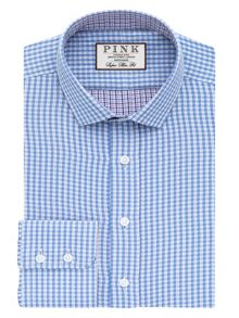 Thomas Pink Pauling Check Super Slim Fit Bc