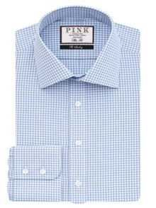 Thomas Pink Greenwood Check Slim Fit Bc