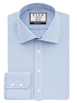 Greenwood Check Slim Fit Bc