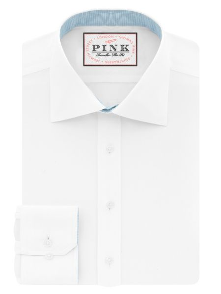 Thomas Pink Ferguson Plain Slim Fit Bc