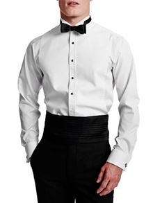 Thomas Pink Marcella Wing Evening Super Slim Fit Shirt