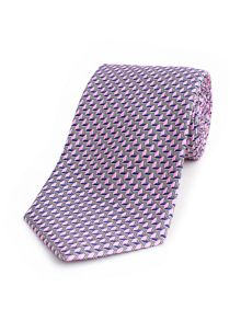 Thomas Pink Gainsborough Geo Woven Tie