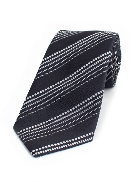 Thomas Pink Cosway Spot Stripe Woven Tie