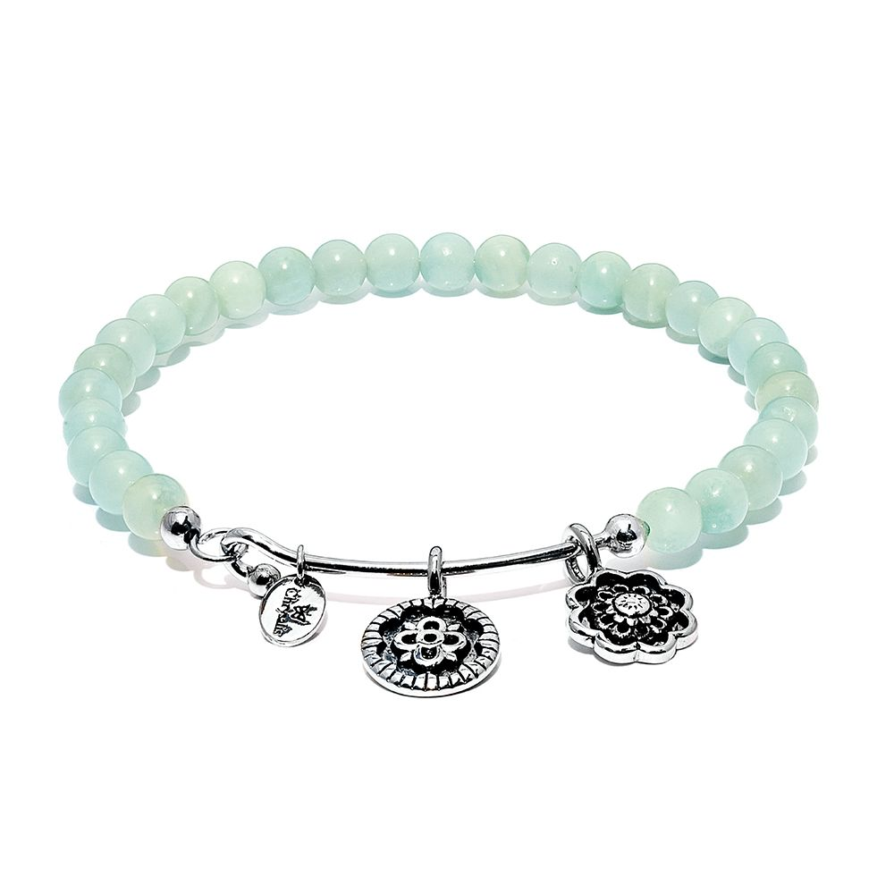 Guardian amazonite bangle