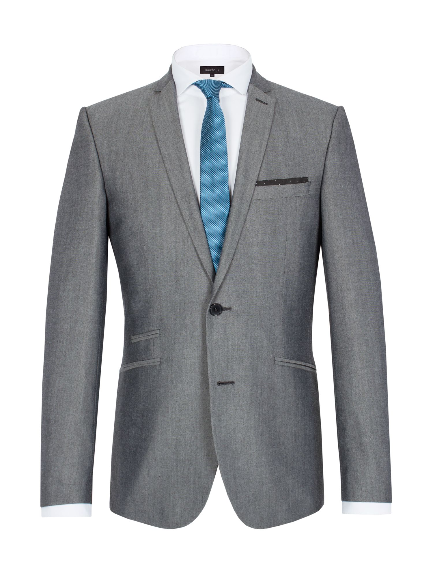 Tonic single breasted suit jacket