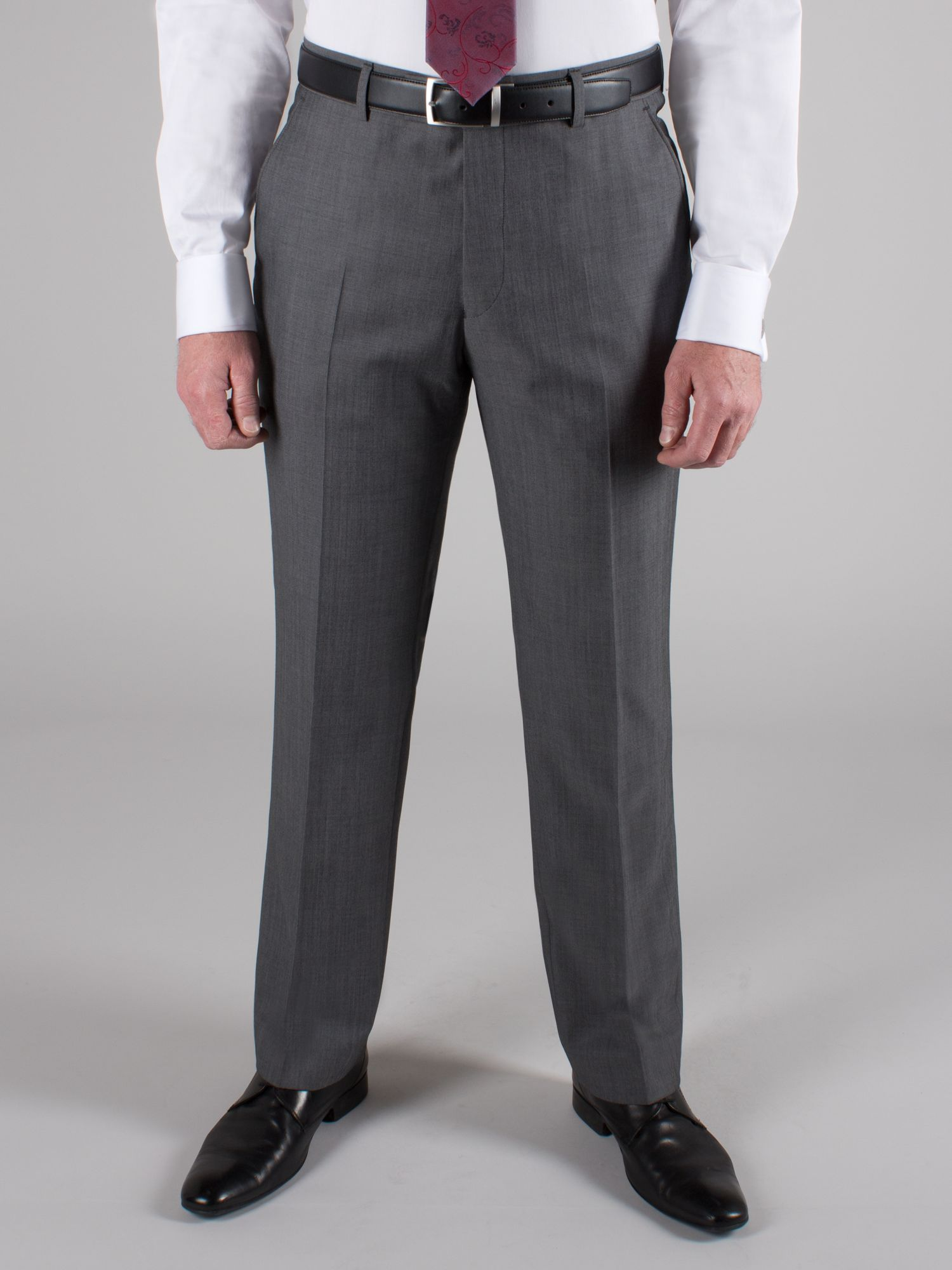 Charcoal tonic trousers