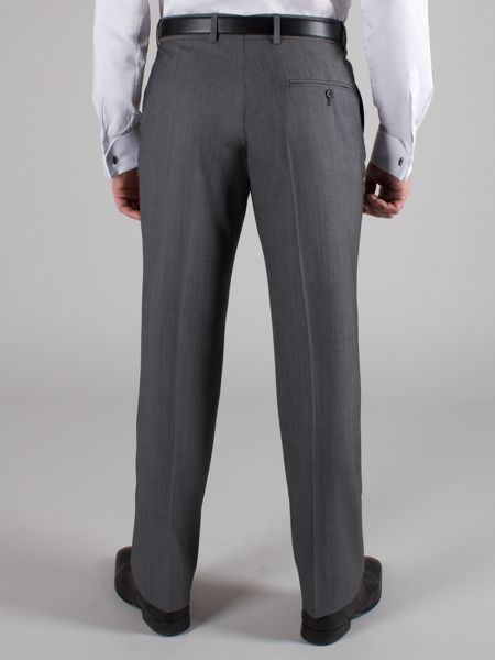 Alexandre of England Charcoal tonic trousers