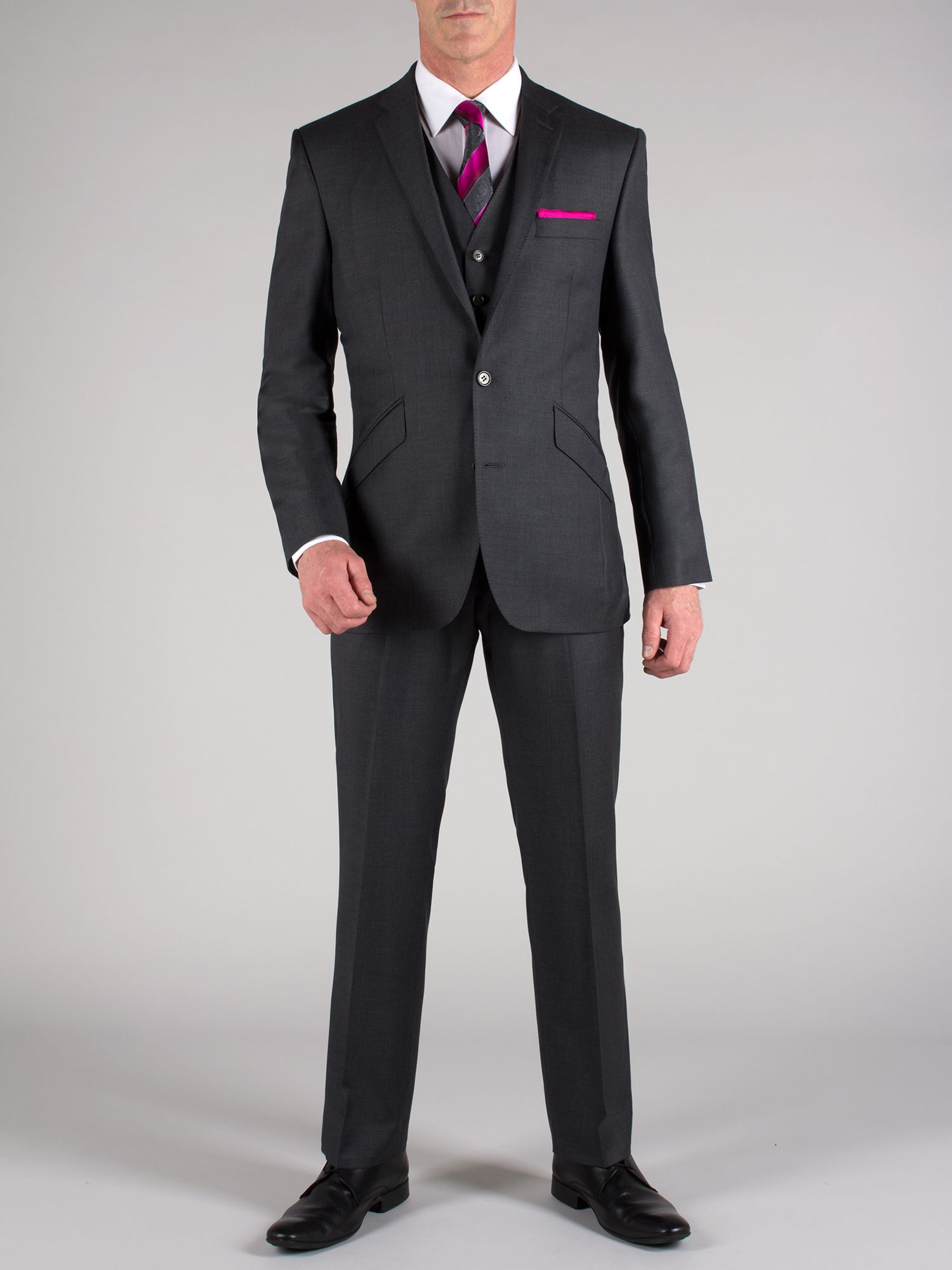 Plain 2 piece Suit
