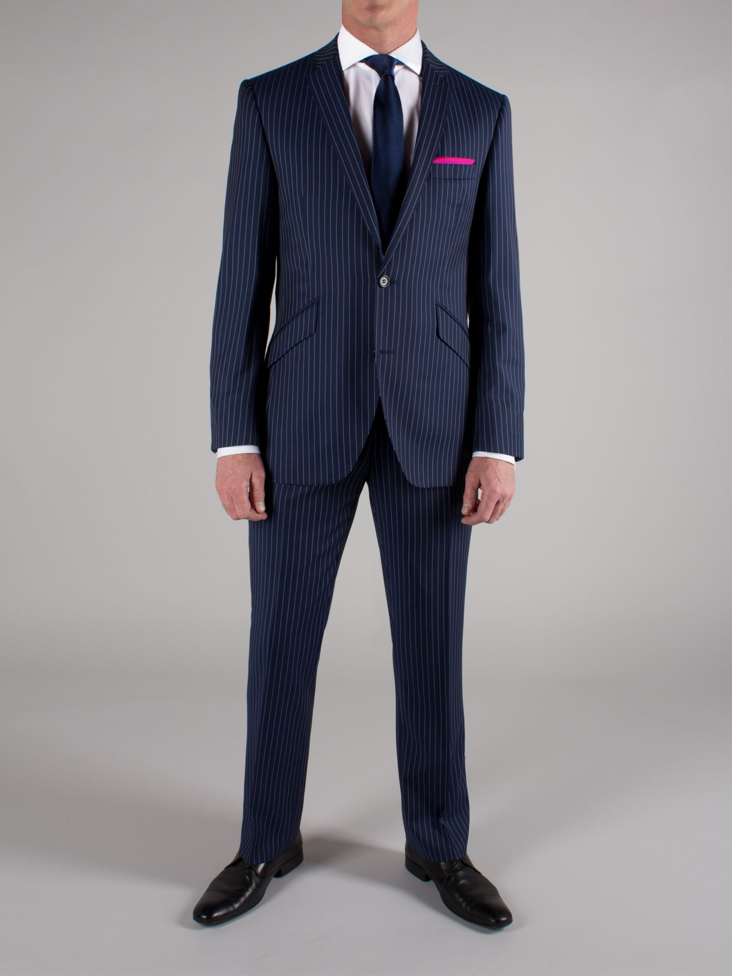 Striped 2 piece Suit