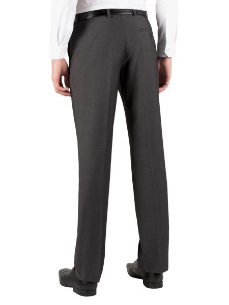 Limehaus Micro design formal suit trousers