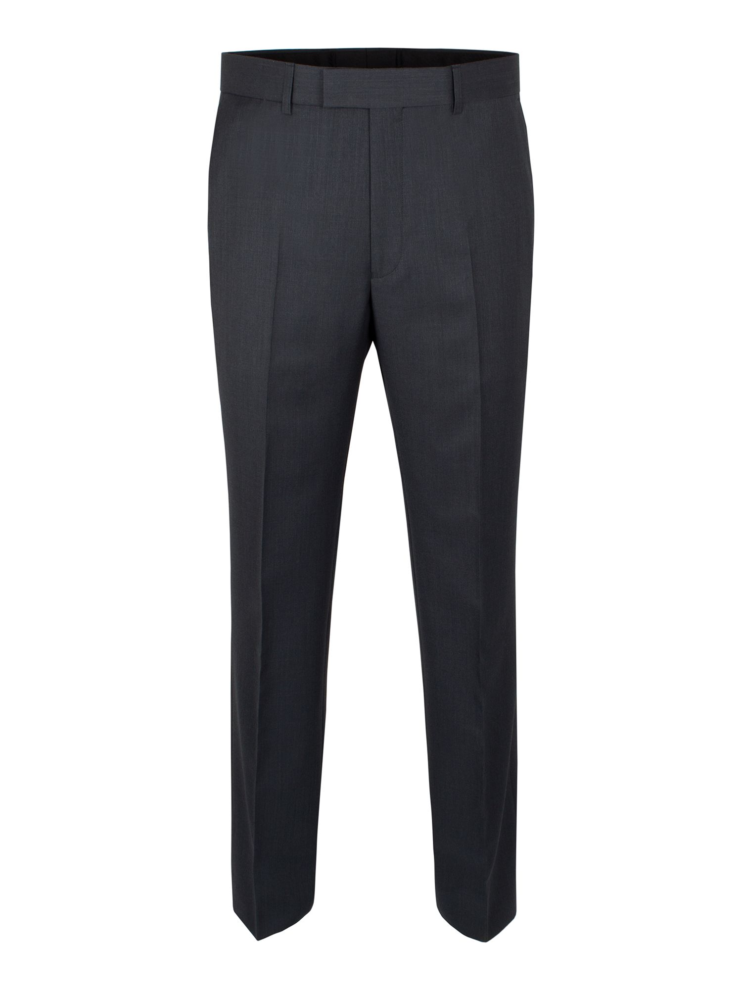 Charcoal core twill trouser