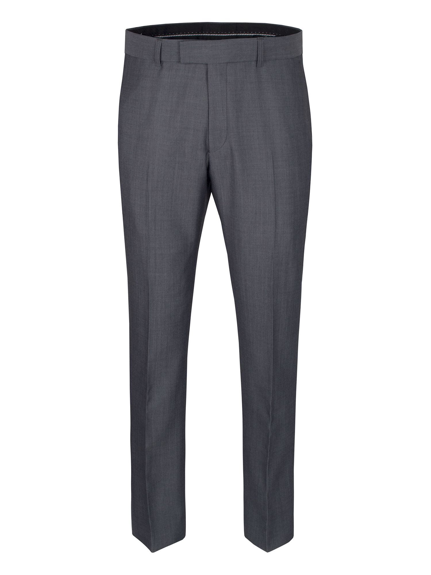 Grey tonic suit trouser