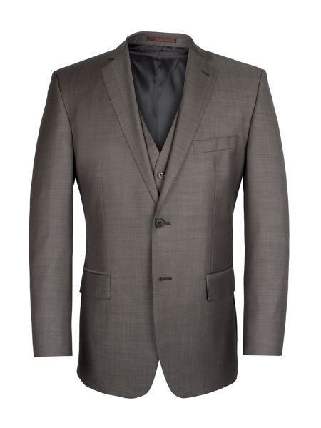 Racing Green Taupe tonic jacket