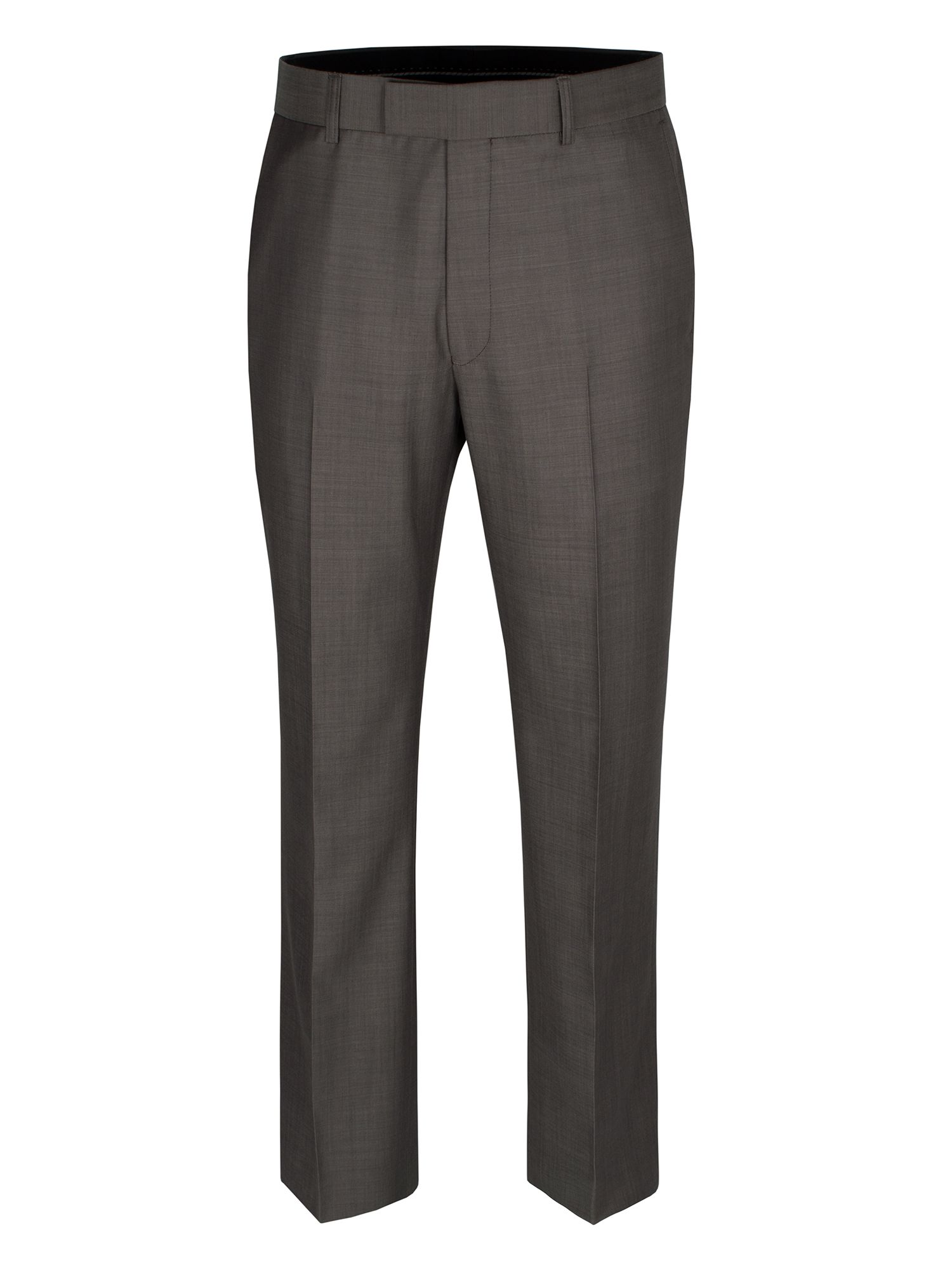 Taupe tonic trousers
