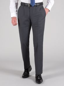 Racing Green Grey blue stripe trouser
