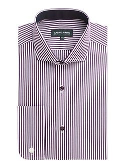 Blomfield ombre stripe non iron shirt