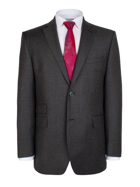 Alexandre of England Grey flannel jacket