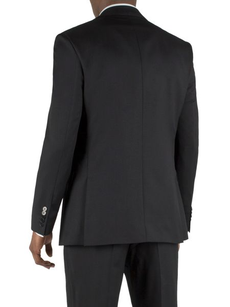 Alexandre of England Plain black core jacket