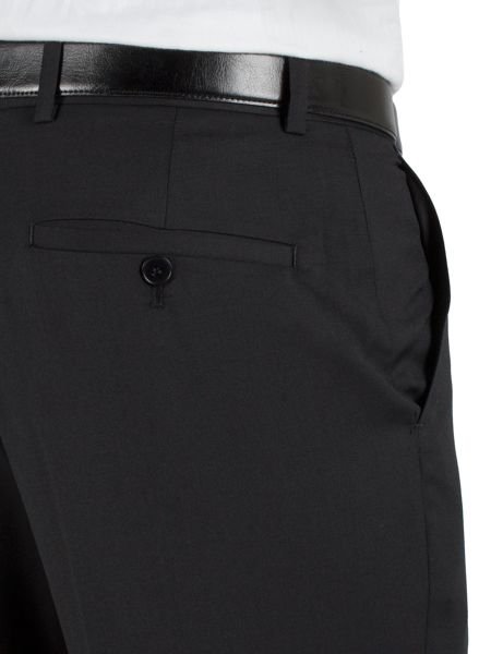 Alexandre of England Plain black core trousers