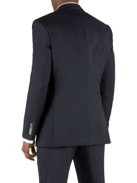 Alexandre of England Plain navy wool jacket