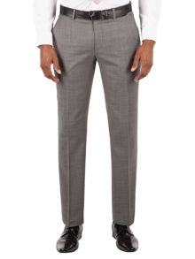 Alexandre of England Grey sharkskin trouser