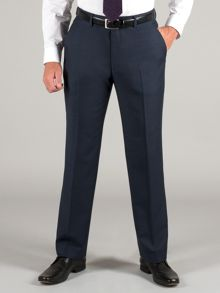 Alexandre of England Blue sharkskin trousers