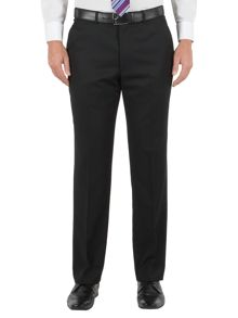 Pierre Cardin Black twill trousers