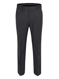 Twill formal suit trousers