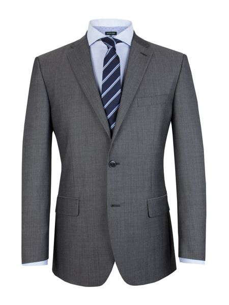 Pierre Cardin Tonic Plain Notch Collar Classic Fit Jacket