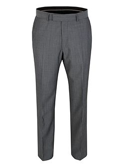 Men's Pierre Cardin Plain Classic Fit Suit Trousers