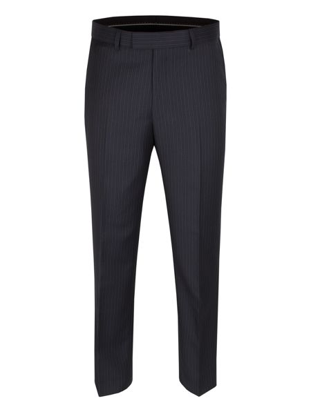 Pierre Cardin Navy multi stripe trousers