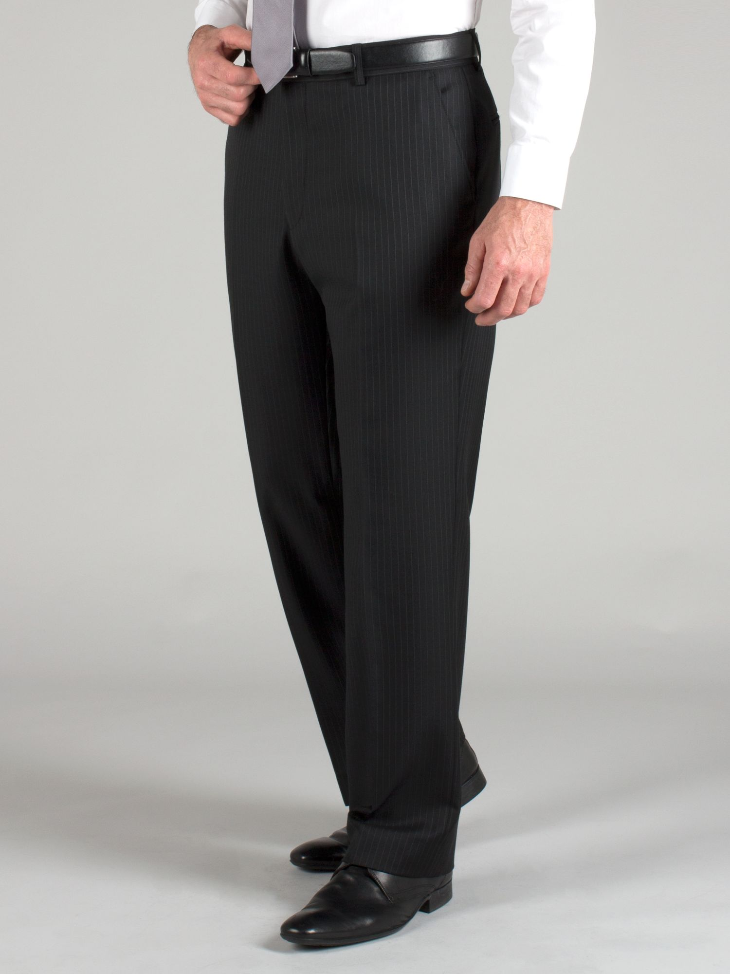 Black stripe trouser