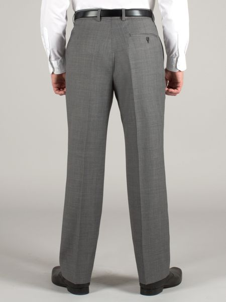 Racing Green Grey sharkskin trousers