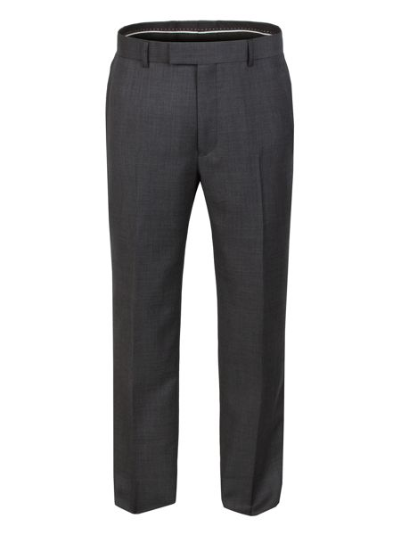 Racing Green Grey Birdseye Trousers