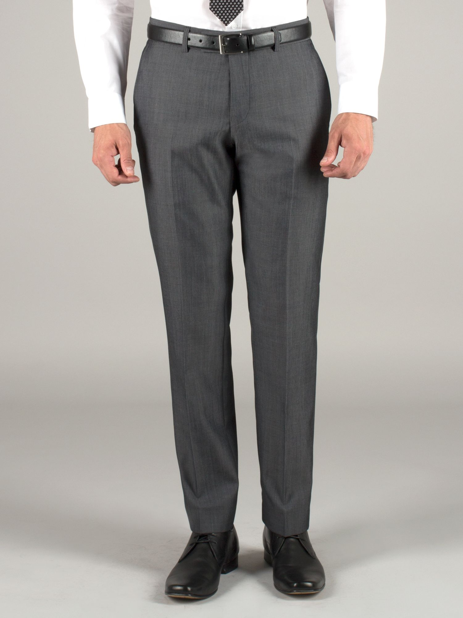 Grey Tonic Trouser