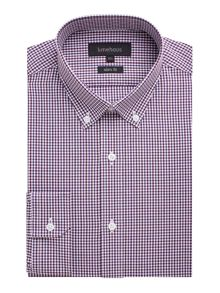 Limehaus Mulberry check shirt
