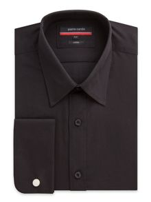 Pierre Cardin Plain Classic Fit Classic Collar Shirt